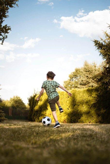 تغذية الطفل الرياضي