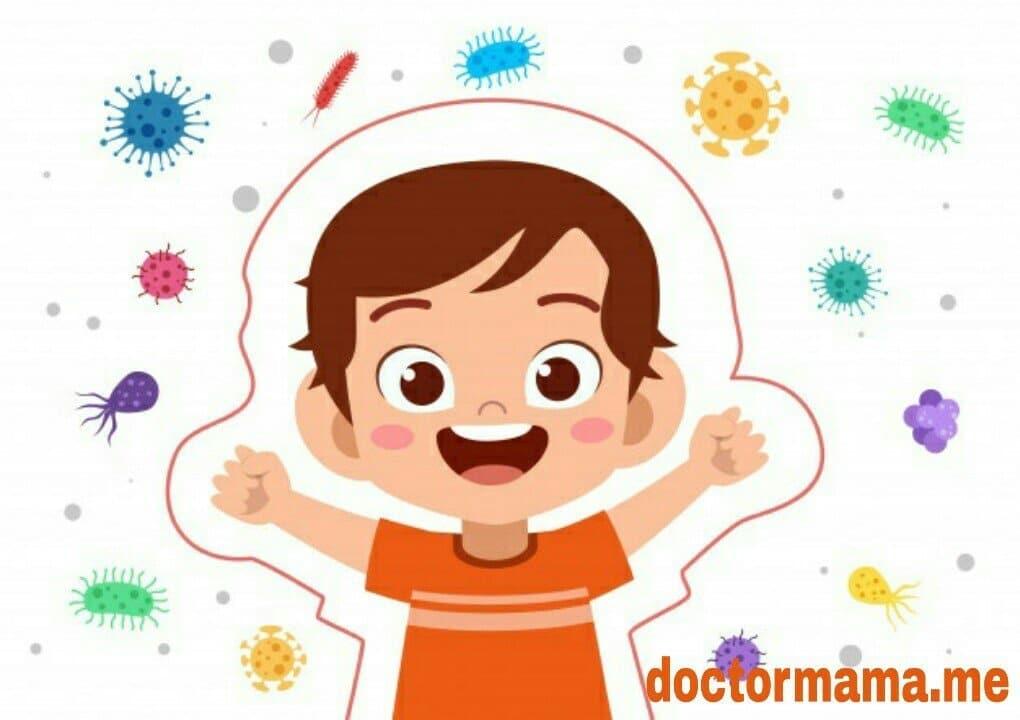 طرق فعالة لتقوية جهاز المناعة عند الاطفال