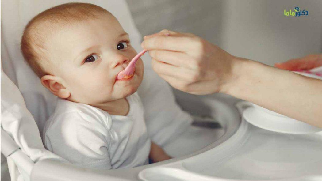 جدول تغذية الطفل عمر سنة - نظام غذائى لطفل عمره سنة