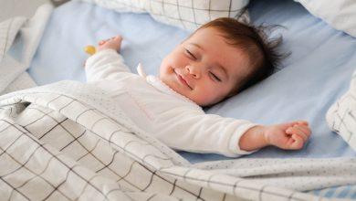 Photo of متى ينتظم نوم الطفل الرضيع – تعرفى على روتين يومى لنوم الرضع