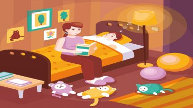 أثر القصة في تربية الطفل