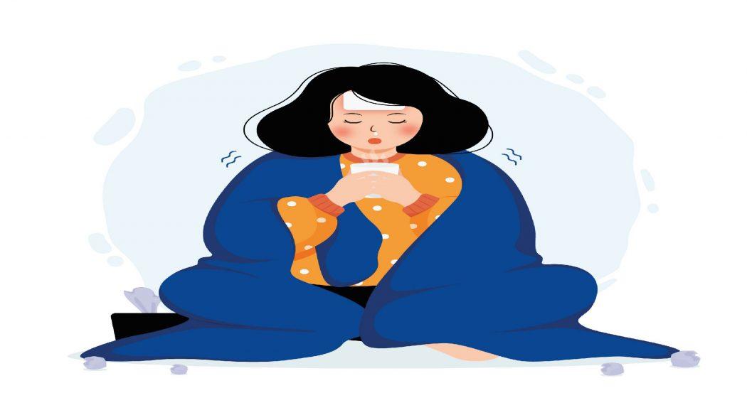 علاج البرد للحامل