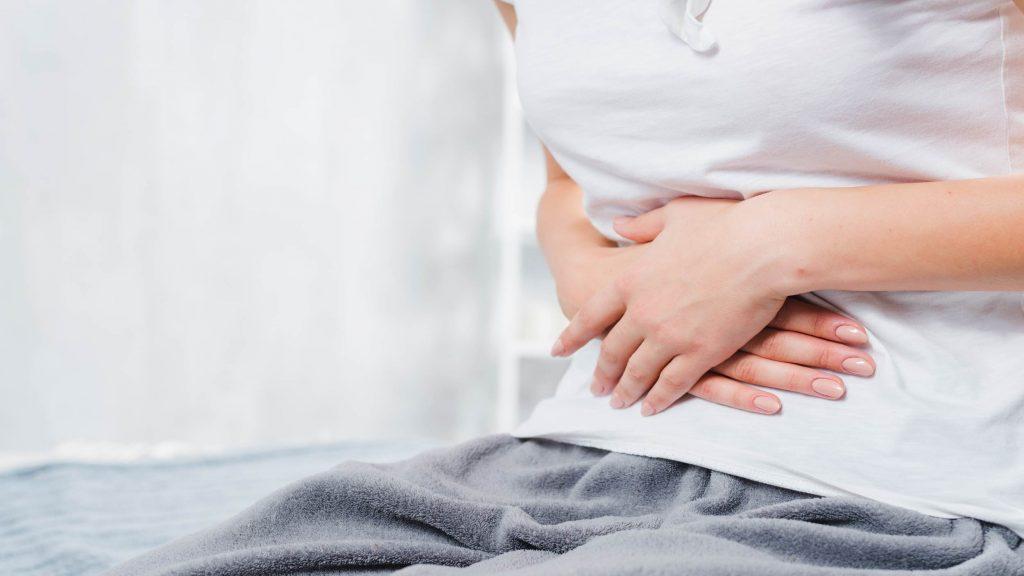 علاج برد المعدة للحامل