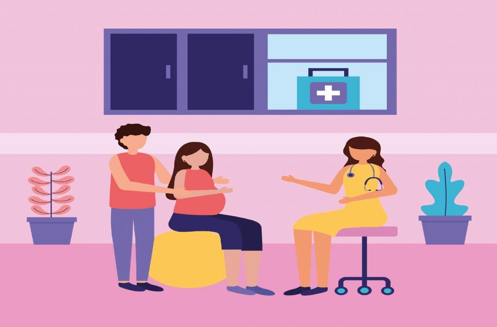 متى تلجأين للطبيب لعلاج برد الحمل