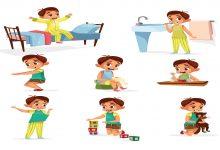 Photo of كيف تصنعين جدول روتين يومي للاطفال في ستة خطوات