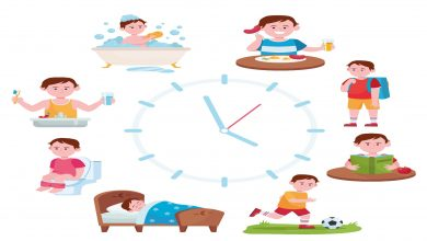 Photo of أهمية الروتين اليومي للاطفال