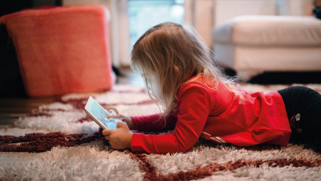 خطورة الانترنت على الاطفال
