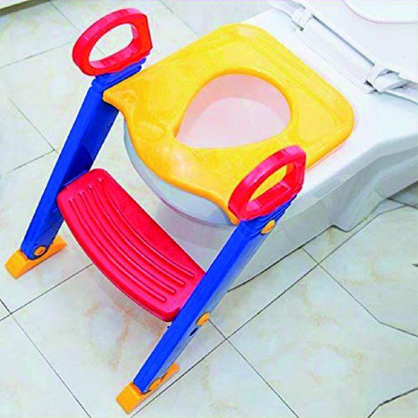 كرسي تعليم الاطفال الحمام