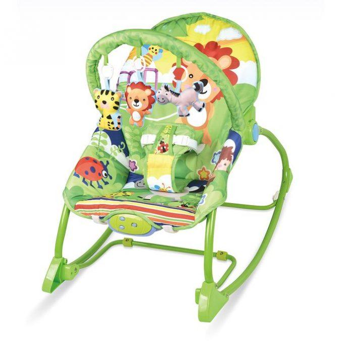 كرسى هزاز للأطفال (باونسر ibaby)