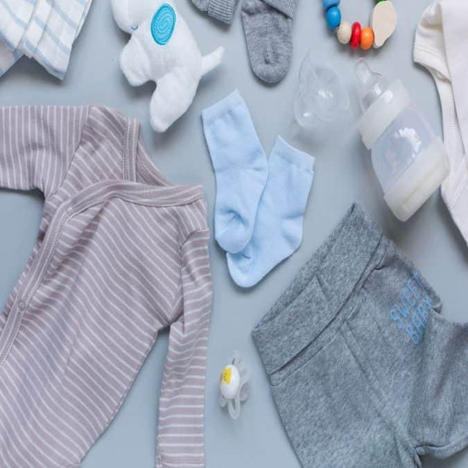 إحتياجات البيبي من الملابس